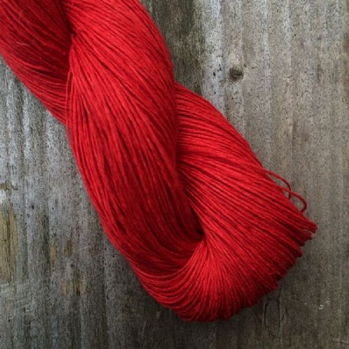 Lithuanian Linen - 10.4 Red Red